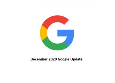 Google Update Diciembre 2020